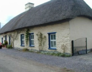 Thatched Roof house in Cork